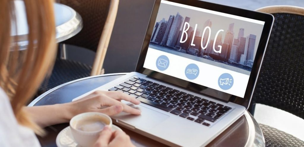 blog po angielsku