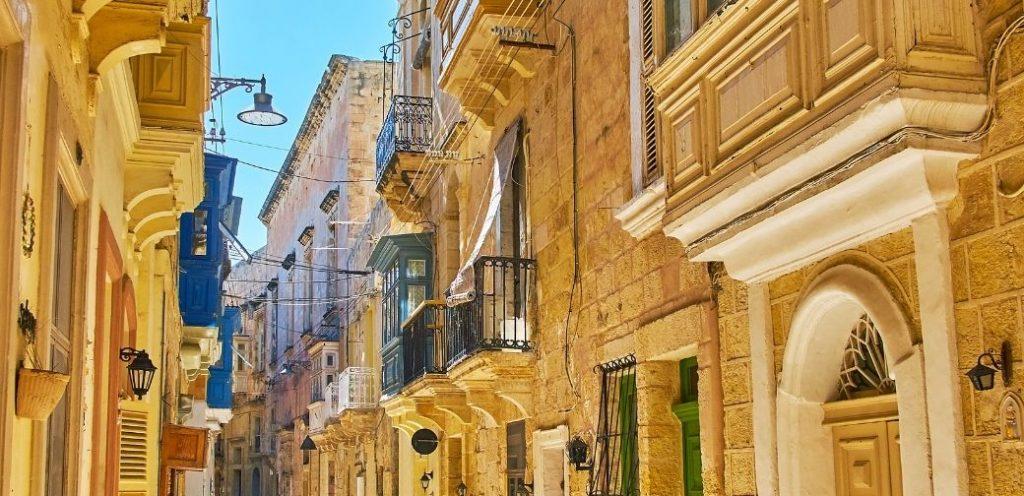 angielski na Malcie