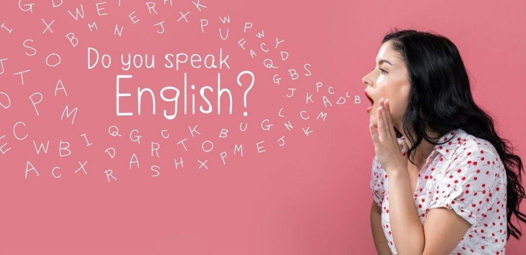 jak zacząć mówić po angielsku