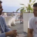 Robert Lewandowski wywiady po angielsku i niemiecku